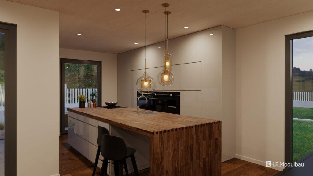 LF Home IV - Küche