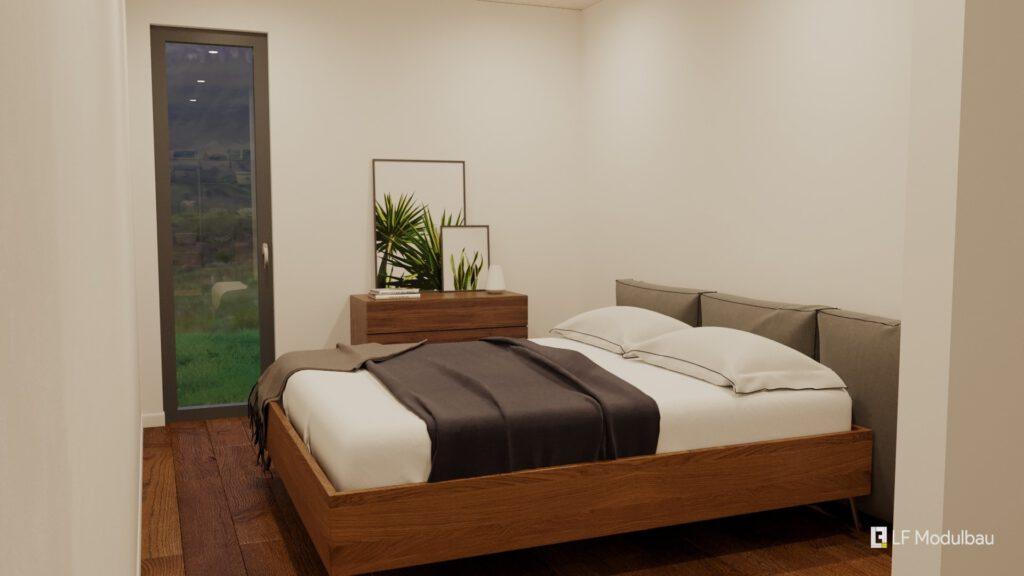 LF Home IV - Schlafzimmer