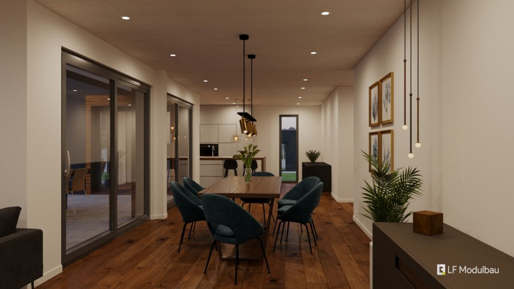 LF Home IV - Wohnzimmer